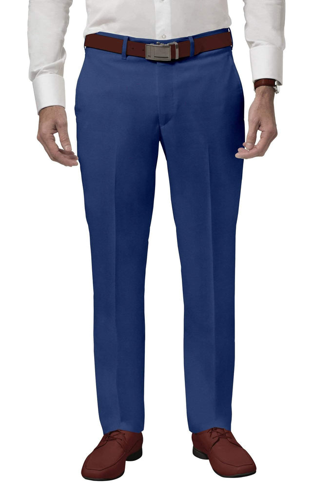 Cobalt Blue Trouser