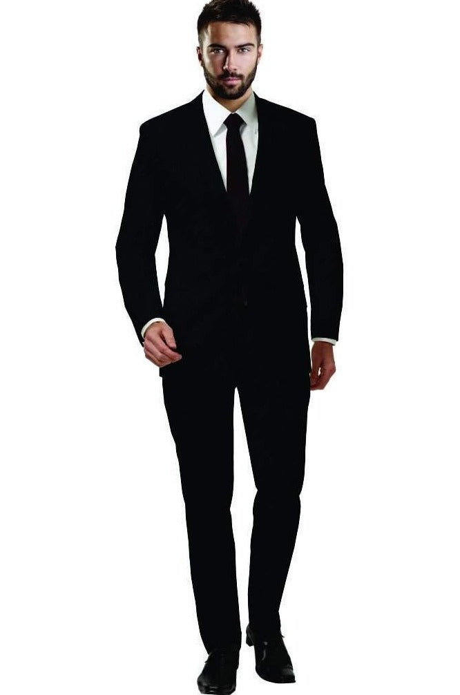 VBC Essential Black Suit