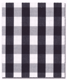 Black Gingham Dress Shirt