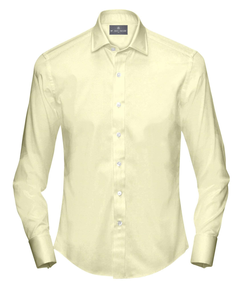Yellow Dress Shirt