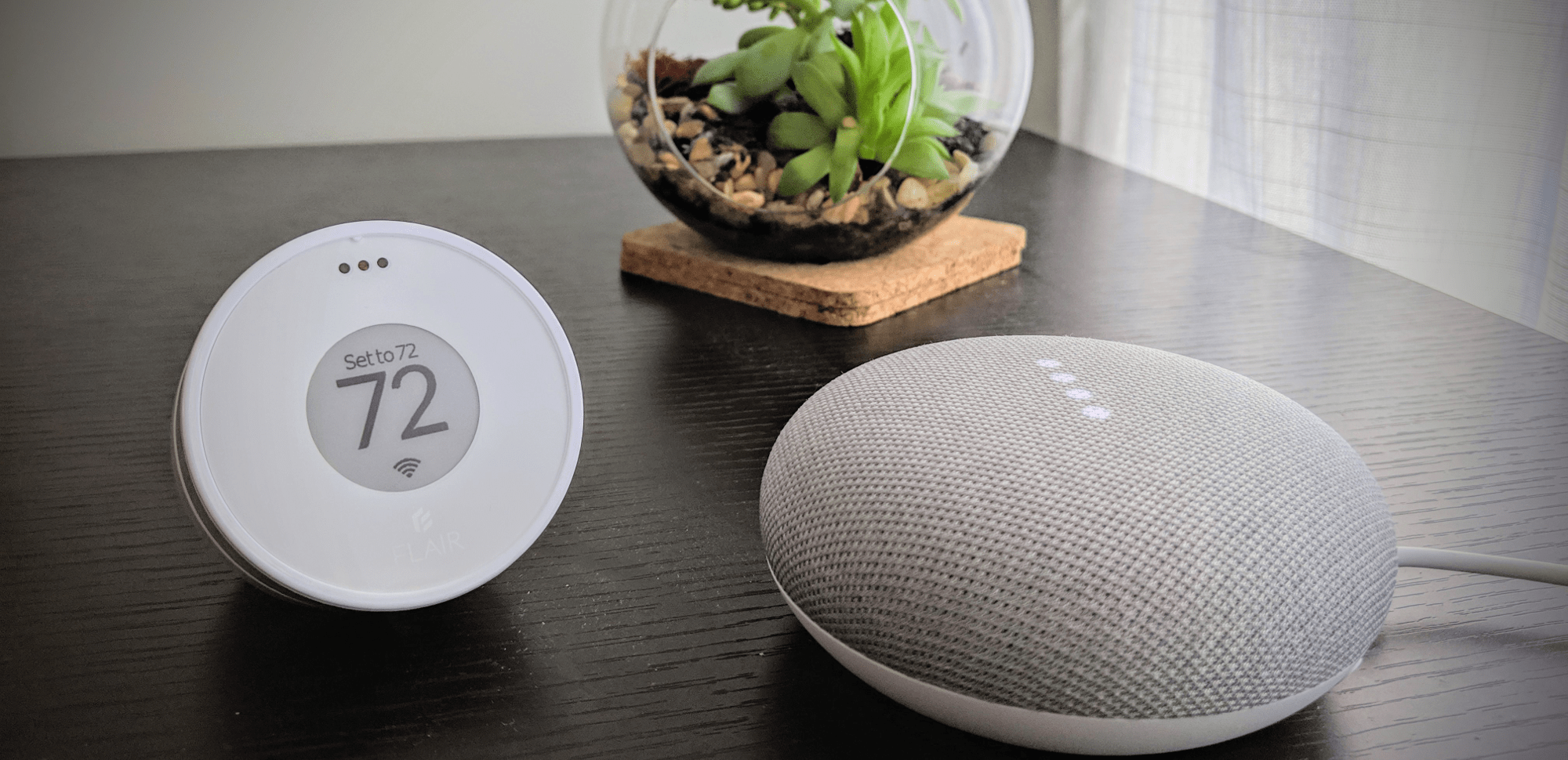 The Perfect Temperature In Every Room with your Google Home or Google Assistant-enabled device