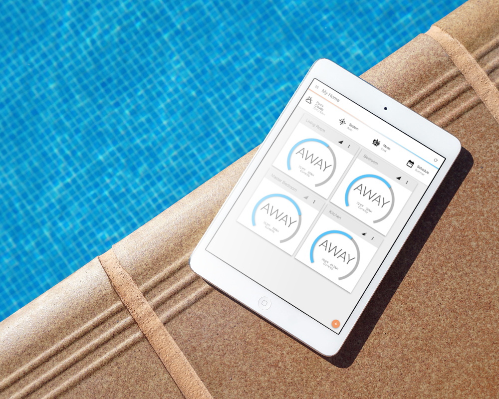 Smart Thermostats for Mini Splits, Window ACs, and Portables | Flair