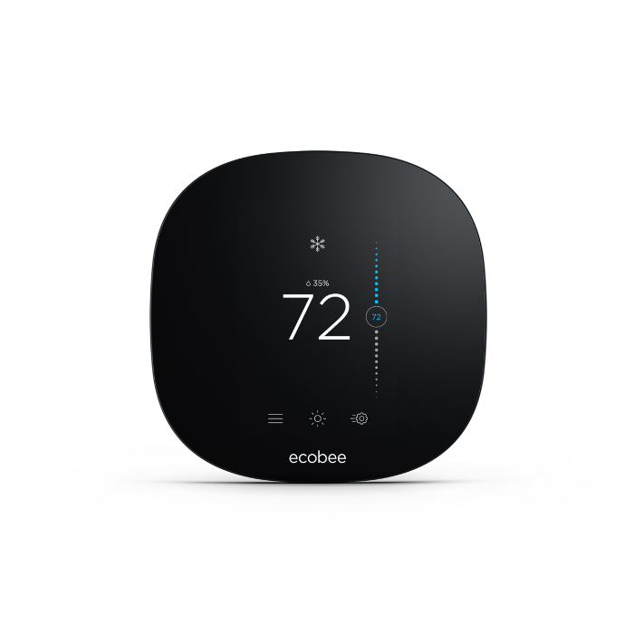 Flair works with Ecobee