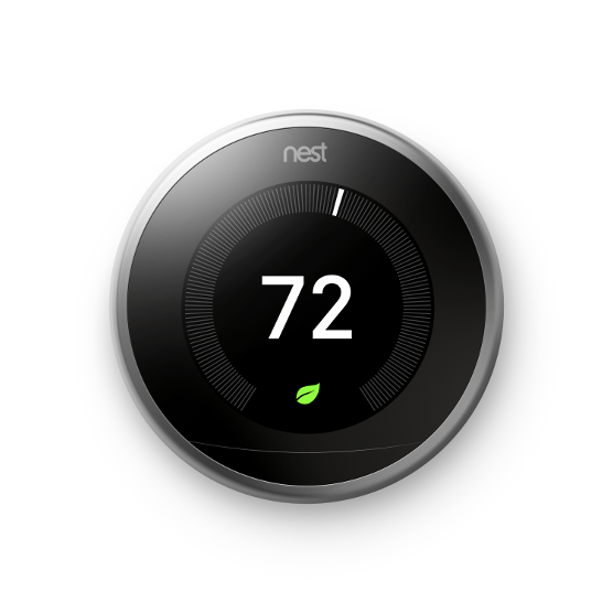 Flair works with Nest