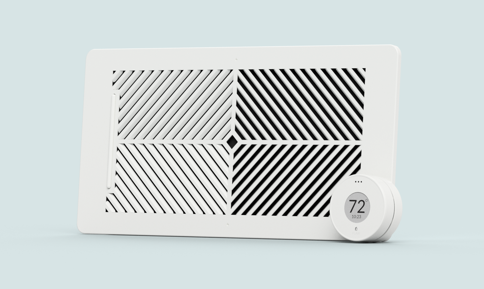 Smart Vents and Wireless Thermostats | Flair