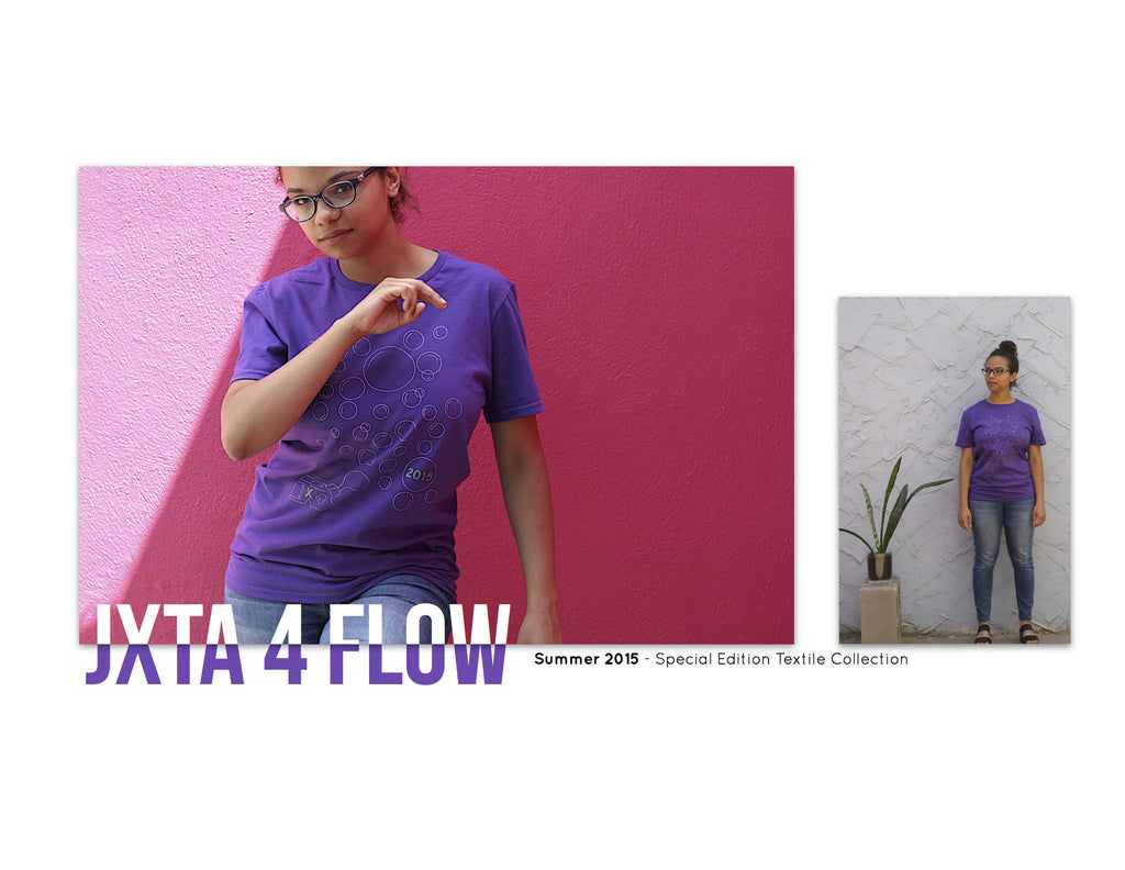 Special Edition JXTA 4 FLOW  - Summer 2015