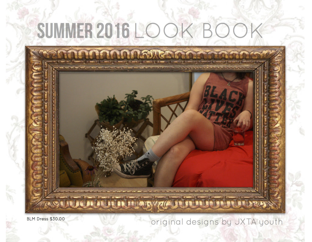 Summer 2016 Lookbook