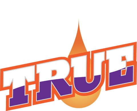 The True Products Logo