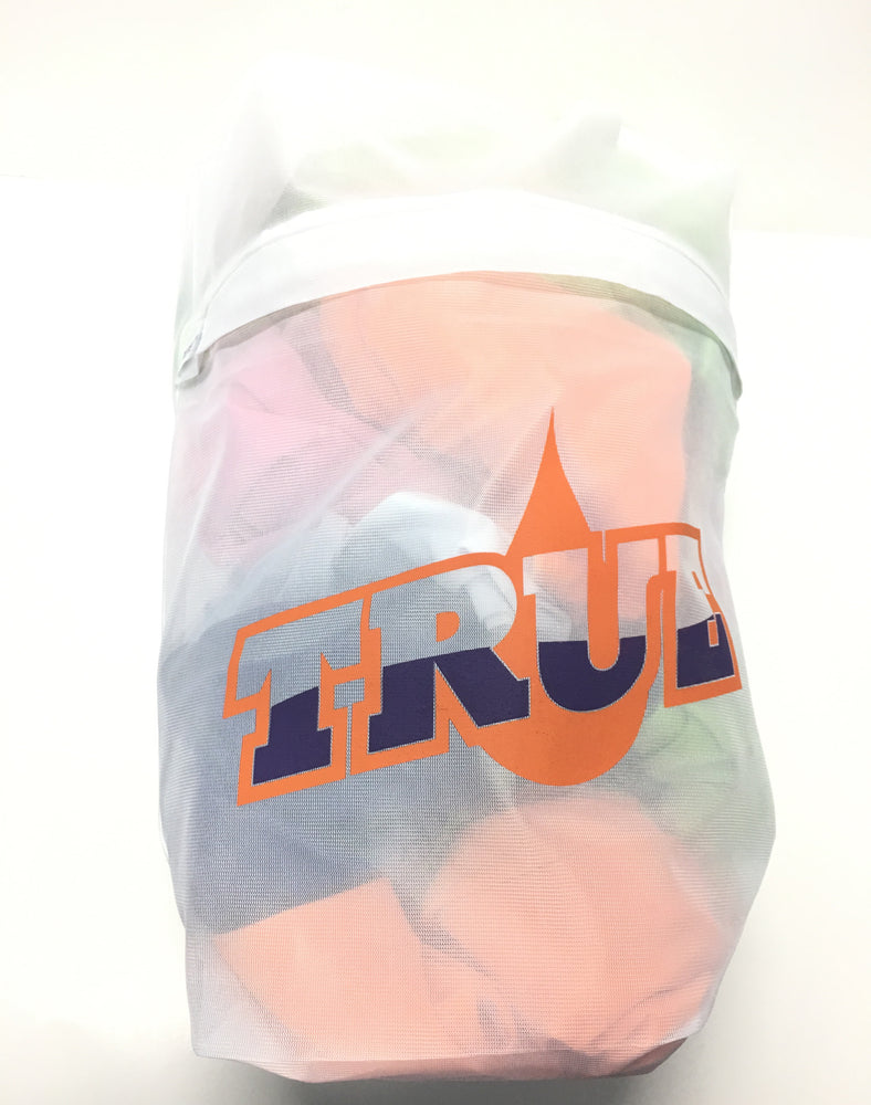 True Delicate Mesh Laundry Bag with Zipper - The True Products
