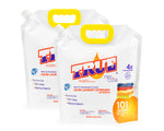2 • Free & Clear Laundry Detergent for Sensitive Skin • 101 Load