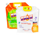 101 Load Combo • Free & Clear Laundry Detergent + Plant Based Fabric Softener
