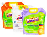 101 Load Trio • True Original Laundry Detergent + Free & Clear Laundry Detergent + Plant Based Fabric Softener