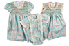 Baby Dresses - Blanca, Calida & Tropical (Front)