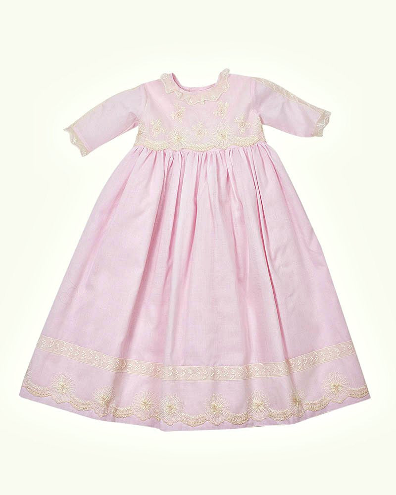 a3ba7b2c7 Ronda | Christening Gown - Spanish Baby Clothing Company