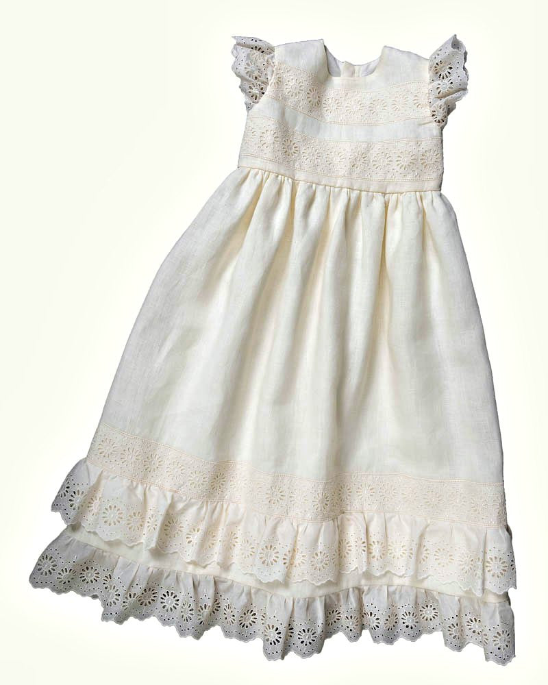 22ebf1a9f Valladolid | Christening Gown - Spanish Baby Clothing Company