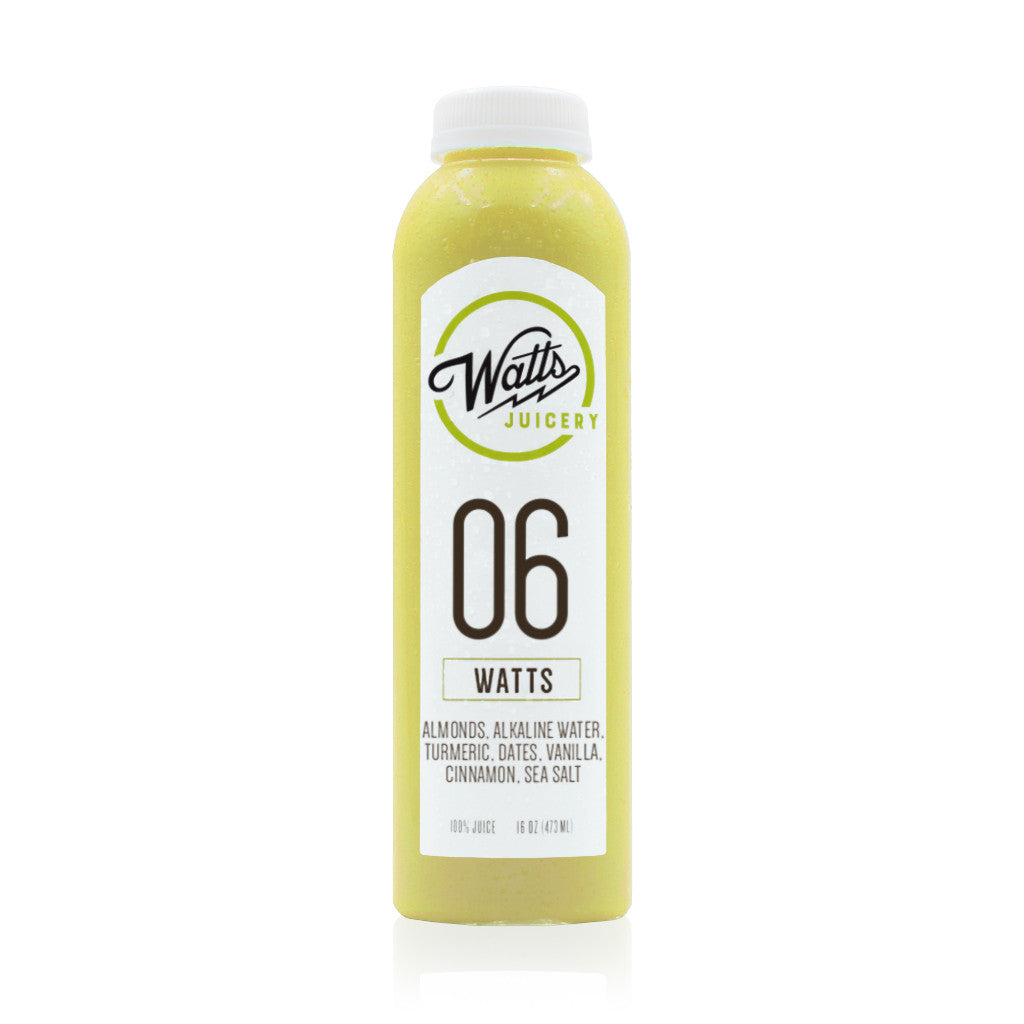 "The ""06 Watt"" Golden Milk"