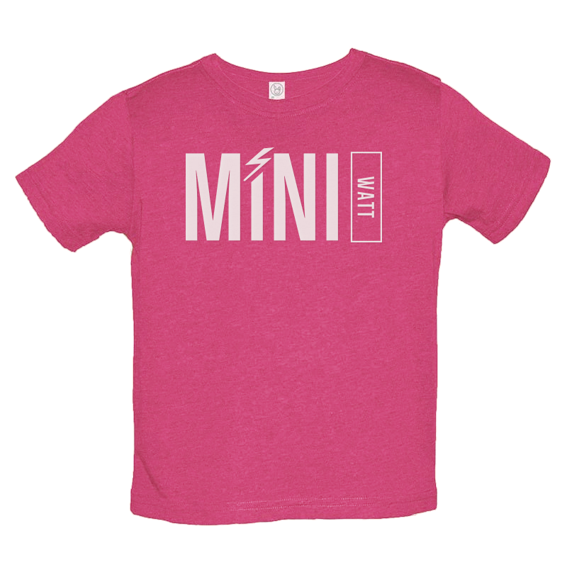 Kids Mini Watt T-Shirt