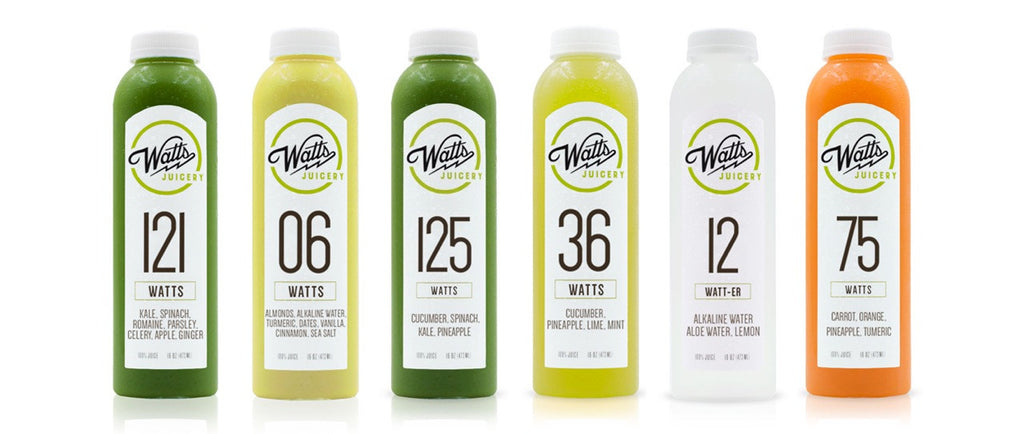 Cleanses watts juicery the electric cleanse malvernweather Choice Image