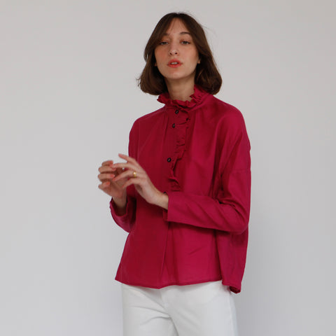 Mary Blouse - pink