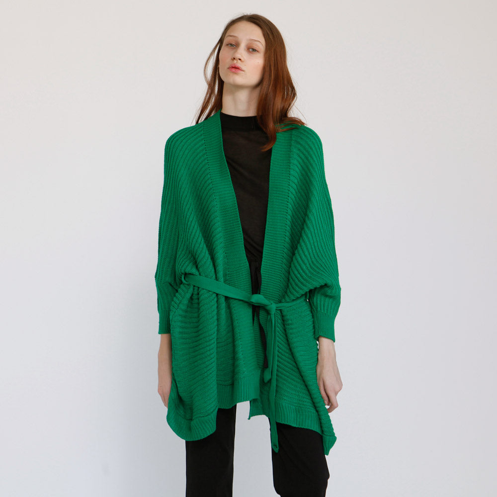 Oversize Sweater Green
