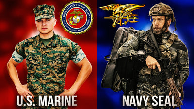 Navy SEALs Vs Marines