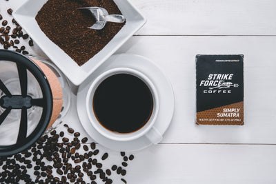 **NEW** Strike Force Coffee