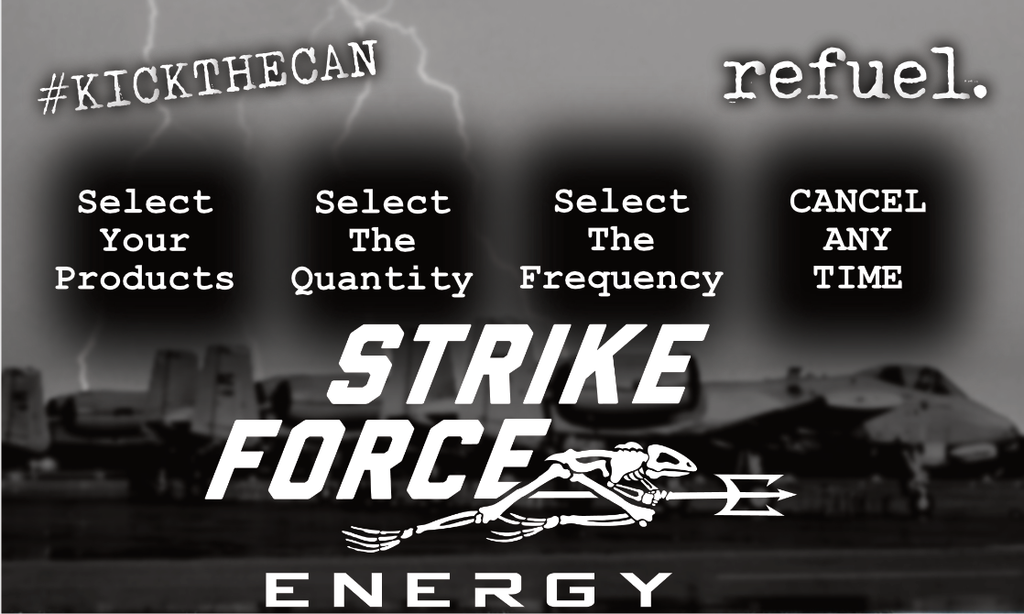New Strike Force Club Subscription Experience