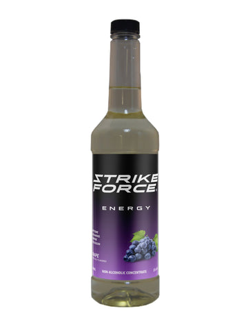 750ml Pump Bottle - Grape