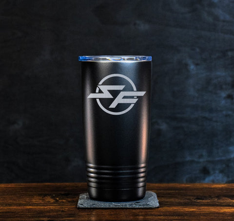 Strike Force Icon Tumbler