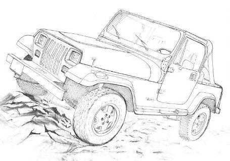 Rockriders Jeep Parts Accessories