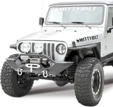 1987-1995 Jeep Wrangler XRC Front Bumper with Winch Plate