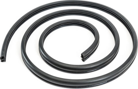 1997-2001 Jeep Cherokee 2 Door Replacement Front Door Weatherstrip Seal