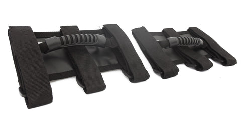 Extreme Grab Handles for Jeep Roll Cage