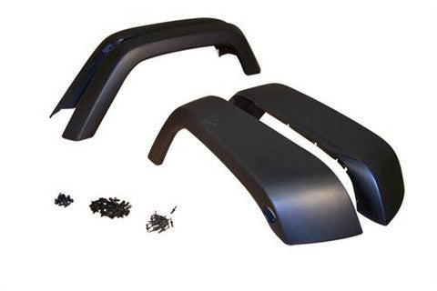 2007-2016 Jeep Wrangler Replacement Fender Flares Kit
