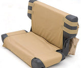 1976-2006 Jeep Wrangler & CJ7 Smittybilt G.E.A.R. Rear Seat Cover (multiple colors)