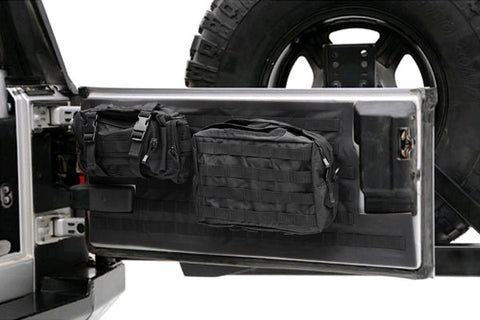 1997-2006 Jeep Wrangler Smittybilt G.E.A.R. Tailgate Cover (color options)
