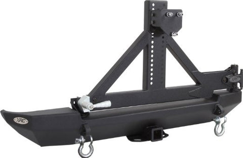 1997-2006 Jeep Wrangler XRC Rear Bumper and Tire Carrier
