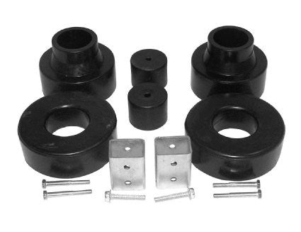 "1999-2004 Jeep Grand Cherokee 2"" Budget Boost Lift Kit Poly Spacers"