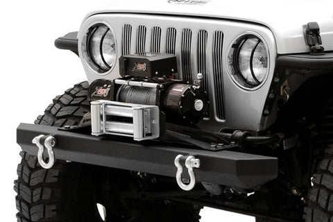 1997-2006 Jeep Wrangler SRC Classic Front Bumper with D-rings