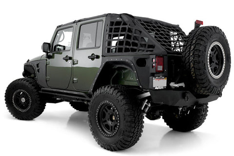 2007-2016 Jeep Wrangler Unlimited Smittybilt XRC Armor Front & Rear Kit