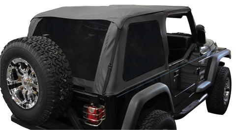 1997 2006 Jeep Wrangler Rampage Trail Top Frameless