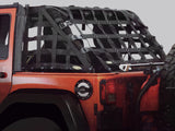 2007-2016 Jeep Wrangler Unlimited Smittybilt C•RES HD - Cargo Restraint System