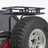 2007-2016 Jeep Wrangler Defender Tailgate Trail Rack Basket