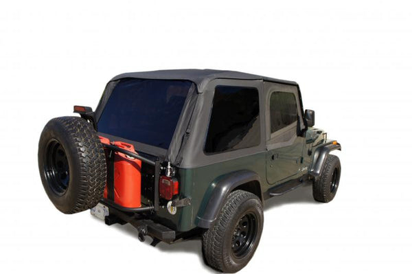 1992 1995 Jeep Wrangler Rampage Trail Top Frameless
