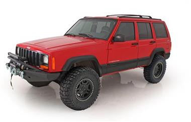 1984-2001 Jeep Cherokee Smittybilt XRC Body Cladding