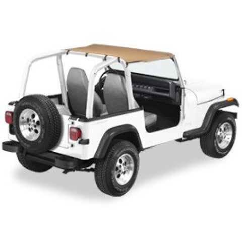 1992-1995 Jeep Wrangler Bikini Top (color options)