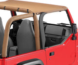 1997-2006 Jeep Wrangler Standard Bikini Top (color options)