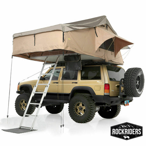 Smittybilt Overlander XL Roof Top Camp Tent with Ladder 2883 (pre-sale)