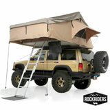 Smittybilt Overlander XL Roof Top Camp Tent with Ladder and Annex 2883 2888