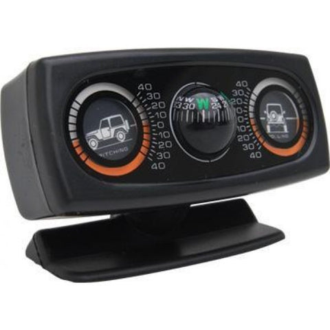 Smittybilt Clinometer II with Compass